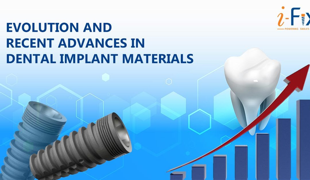 Evolution And Recent Advances In Dental Implant Materials